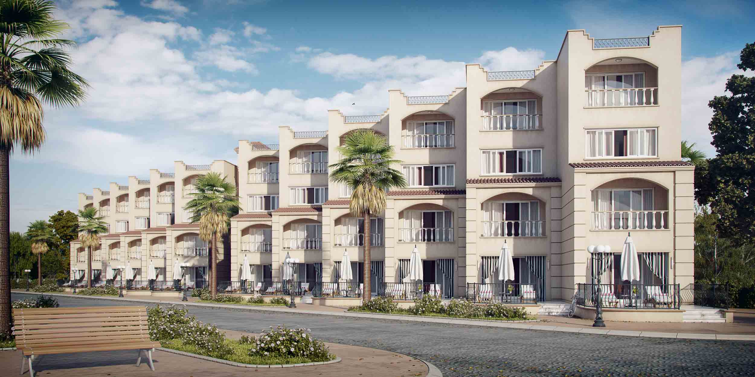 apartment for sale in Hurghada in selena