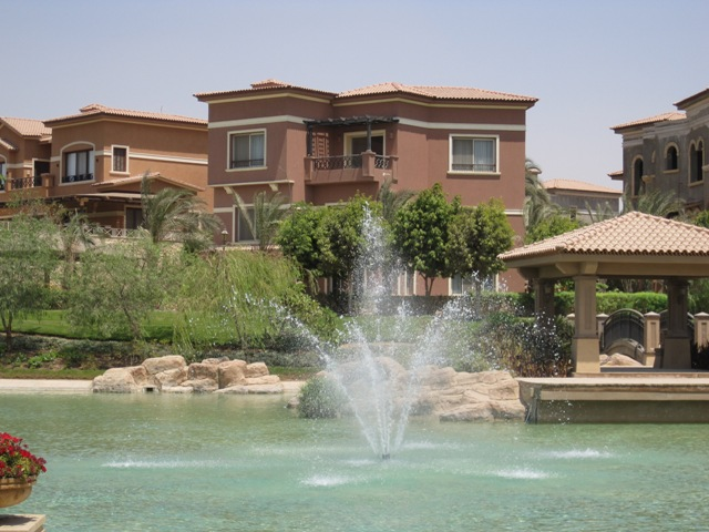 Egyptmaingate Villa For Rent In Lake View Compound New